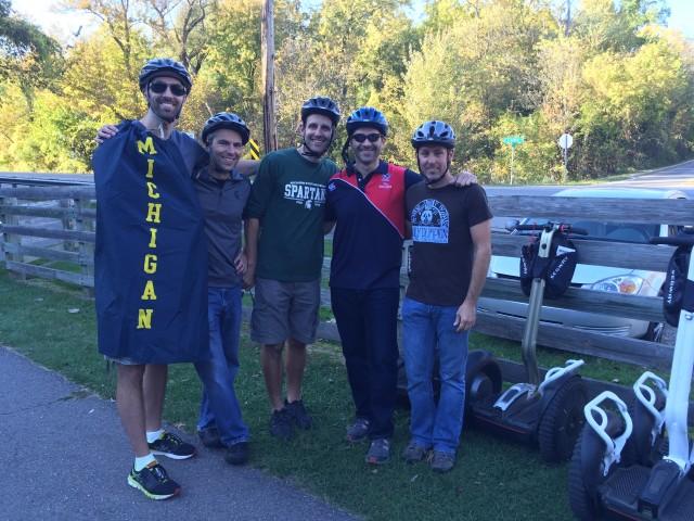SFC #43:  Hines Park Segway Tour