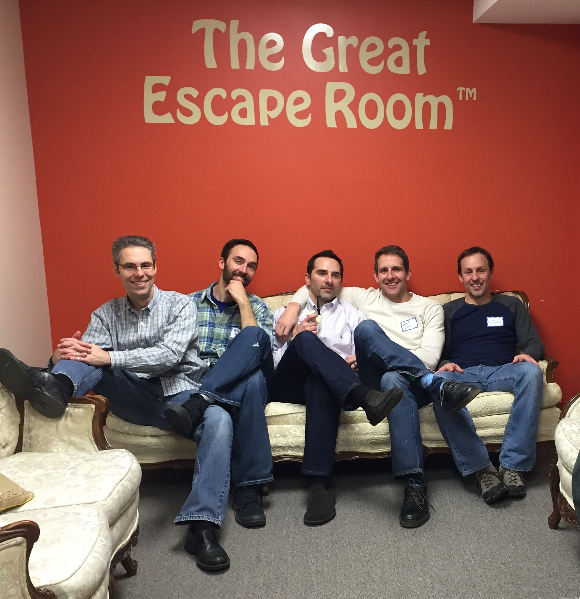 SFC 47: The Great Escape Room