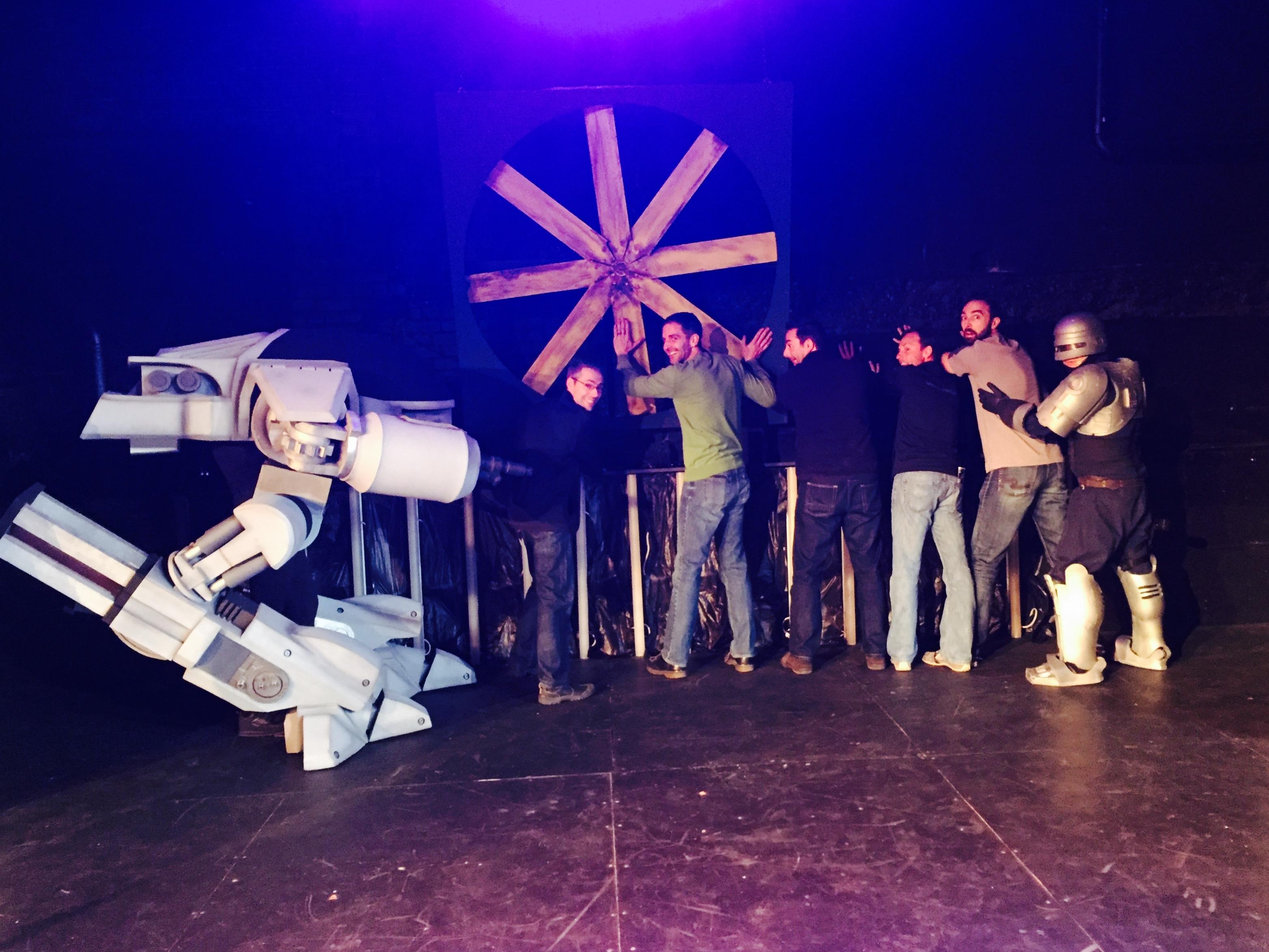 SFC 47: Robocop the Musical