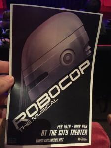 Robocop the Musical