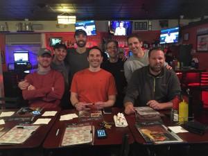 SFC #49:  Knockerball - Basement Burger Bar