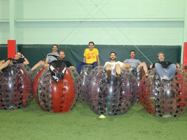 SFC #49:  Knockerball