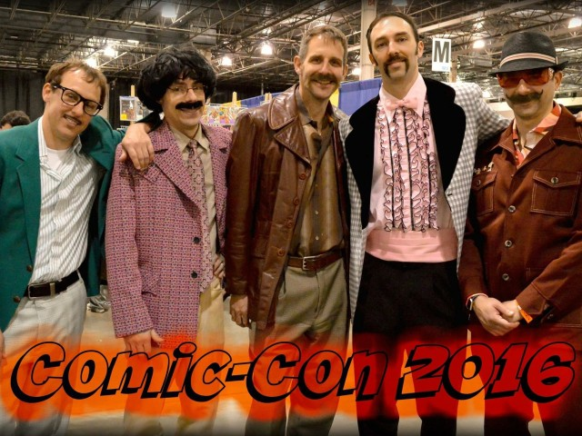 SFC #50:  Comic Con and SFC Documentary Viewing