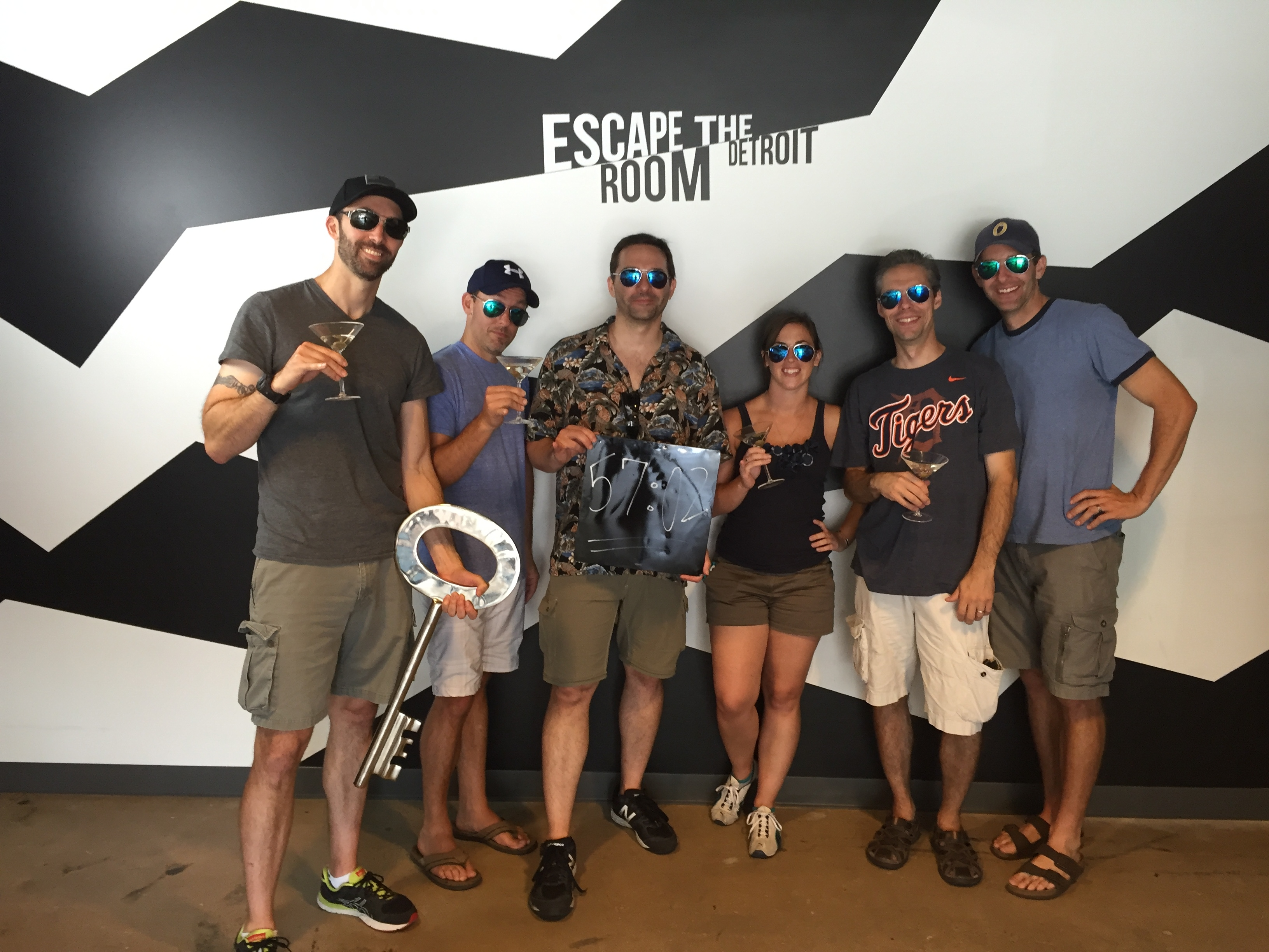 SFC 52 Escape Room Detroit