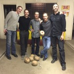 Team Photo: Feather Bowling at Cadieux Cafe and Fitzgerald Trivia