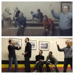 Reenactment: Feather Bowling at Cadieux Cafe and Fitzgerald Trivia