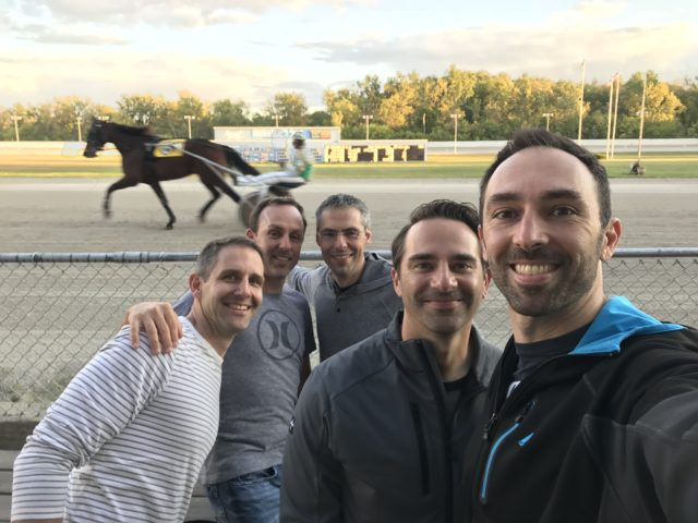 SFC #66:  Northville Downs Horse Track, Tony Saccos Pizza for Pub Trivia and dinner