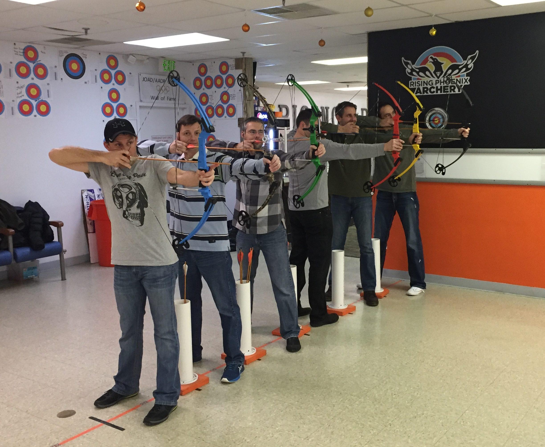SFC 57 Rising Phoenix Archery