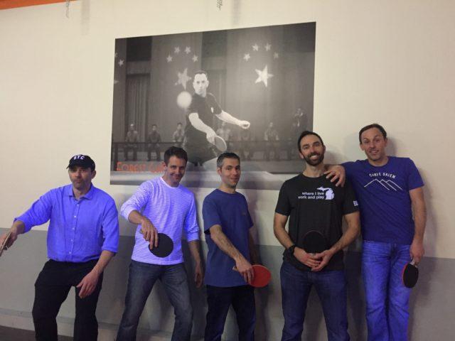 SFC #59:  Drive Table Tennis Social Club; Grand Trunk Pub