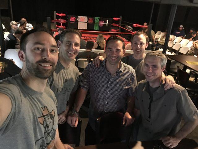 SFC #74:  Micro Wrestling Federation