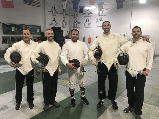 SFC #86: Fencing in Livonia; Pub Triva – Hermanns Olde Town Grille, Plymouth, MI