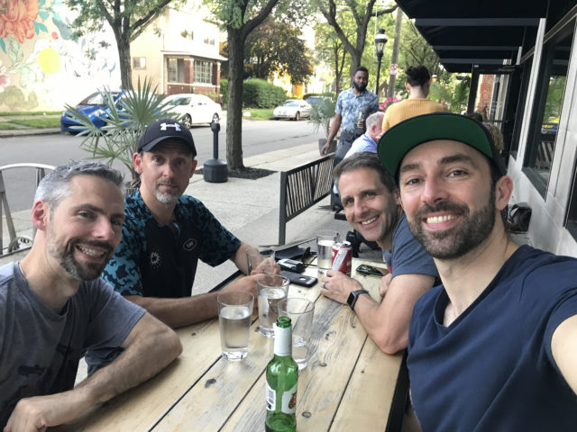 SFC #87: MOGO Biking around the D; Dinner & Drinks @ Common Pub / Pub Trivia