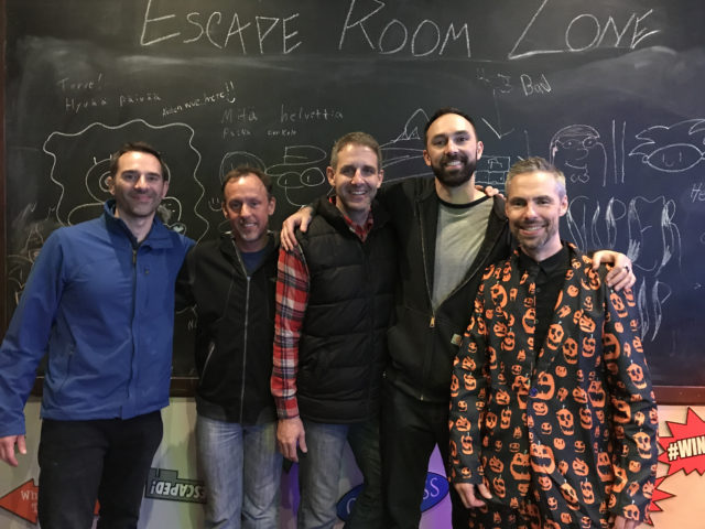 SFC #91: Escape Room; World of Beers for Dinner/Drinks