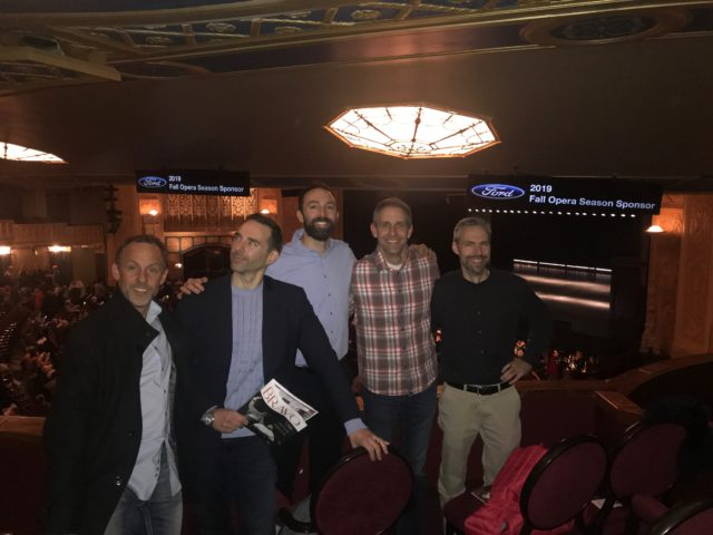 SFC #92: Sweeny Todd @ Detroit Opera House; Karl's for Dinner/Drinks